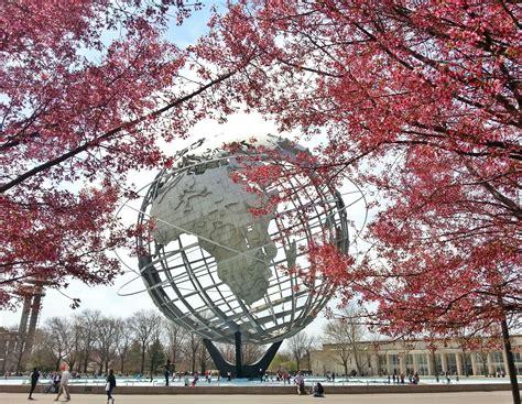 The Unisphere Shiny Symbol Of Queens