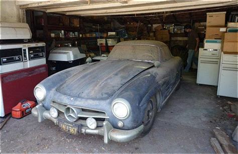barn finds cars top 10 greatest barn finds in the world