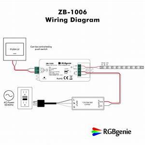 Single Channel Led Controller  Zigbee