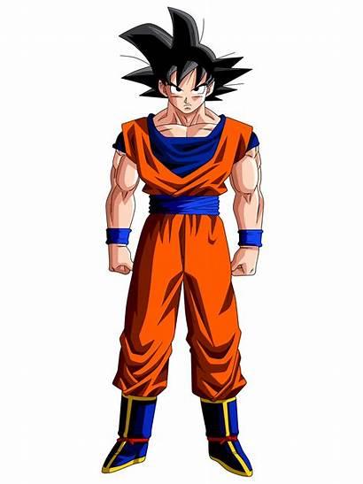 Goku Gambar Saiyan Terbaru Dragon Ball