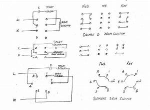 Forward Reverse Switch Diagram