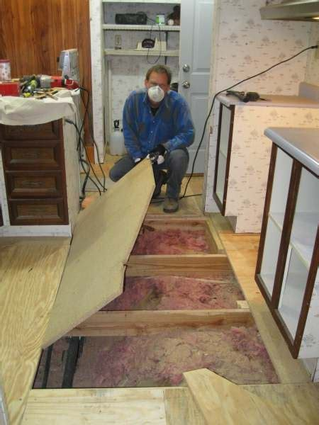 replace flooring   mobile home mobile home living