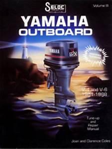 Used Yamaha Outboard Boat Engine Service Manual 4  U0026 6