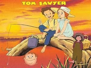Tom Sawyer Cartoon Photos