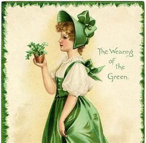 Free St Patricks Day Clip Art - The Graphics Fairy