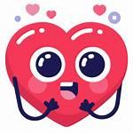 Emoji Heart Icon Icons Open Valentine Emo