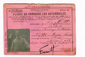 Permis étranger En France : r forme du permis de conduire petite histoire du premier examen de france ~ Medecine-chirurgie-esthetiques.com Avis de Voitures