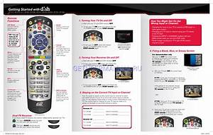 Dish Receiver 211z Quick Reference Guide Download Free