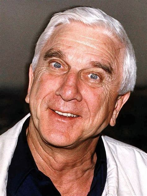 leslie nielsen age the roving ranter today with a heavy heart