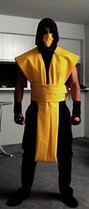 Scorpion Halloween Costume by superinflamo on DeviantArt