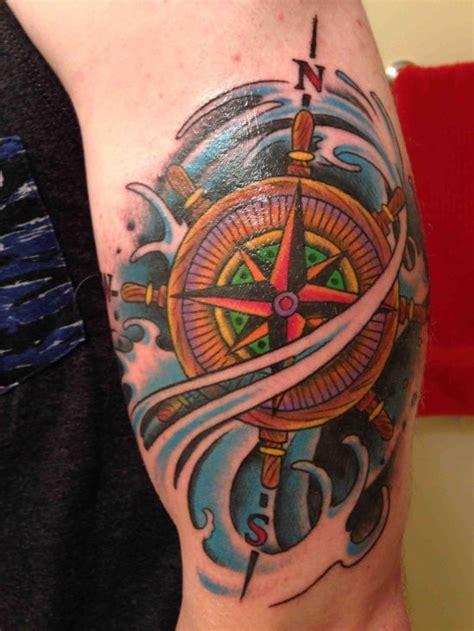 compass tattoo design ideas amazing tattoo ideas