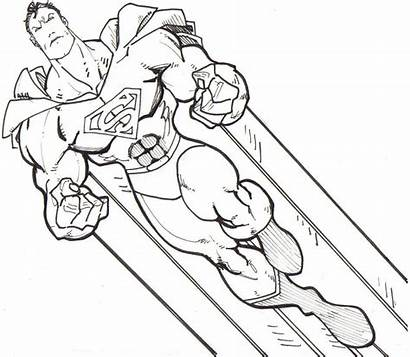 Superman Coloring Pages Printable Cool