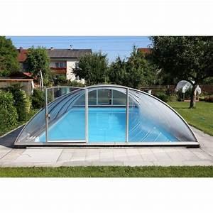 Tarif Piscine Enterrée : quel est le prix d un abri de piscine ~ Premium-room.com Idées de Décoration