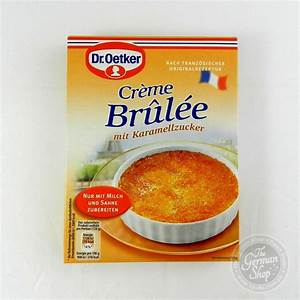 Dr Oetker Shop : dr oetker creme brulee tgsdu the german shop down under ~ Orissabook.com Haus und Dekorationen