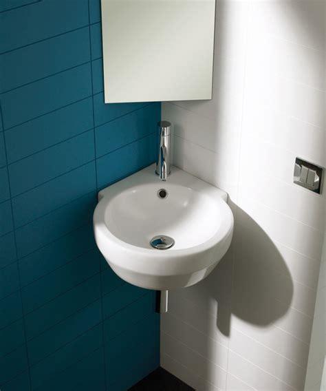 Small Corner Bathroom Sink by Corner Bowl Modern Bathroom Sinks By Bissonnet