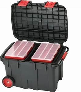 Werkzeugkoffer Leer Mit Rollen : profi line werkzeugbox mit rollen 5814 werkzeugkiste kunststoff werkzeugkoffer ~ Orissabook.com Haus und Dekorationen
