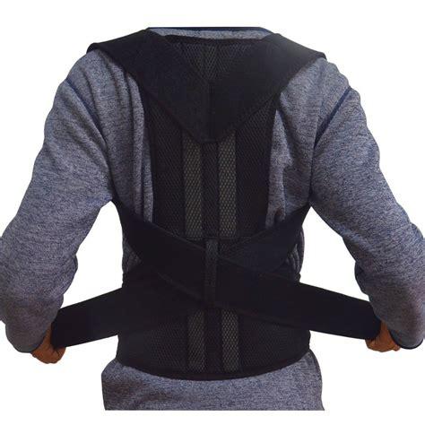 Amazon.com: Full Back Brace | Posture Support Vest | Back