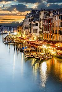 grand canal at night venezia italy by beatrice preve With grand canapé