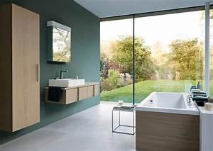 Schöner Wohnen Wandfarbe Grau : gr nt ne wirken entspannend bild 7 sch ner wohnen ~ Bigdaddyawards.com Haus und Dekorationen
