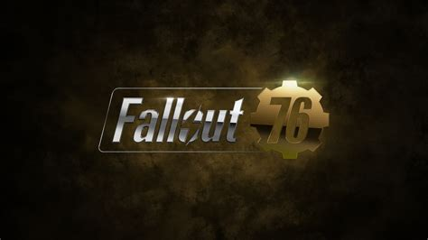 fallout  game logo  hd games  wallpapers images
