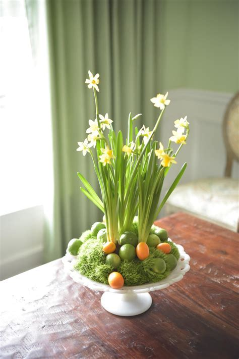 Fruit and Floral Centerpieces for Spring   HGTV