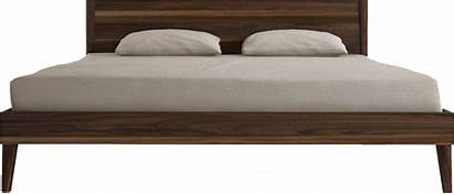 Bed Mattress Wooden Furniture Transparent Backgrounds Pngimg