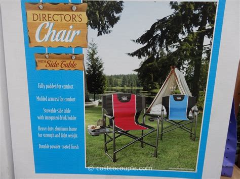timber ridge director s chair