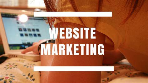 website marketing 4 types of effective website marketing