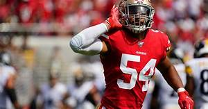 49ers Film Room Fred Warner Has Taken His Game To The
