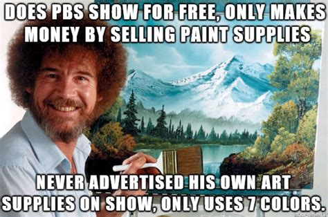 Good Guy Bob Ross