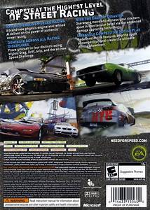 Need for Speed ProStreet Box Shot for Xbox 360 - GameFAQs