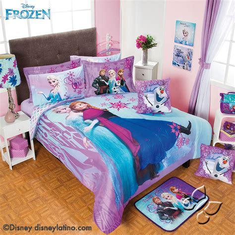 frozen comforter set new disney purple blue frozen olaf elsa