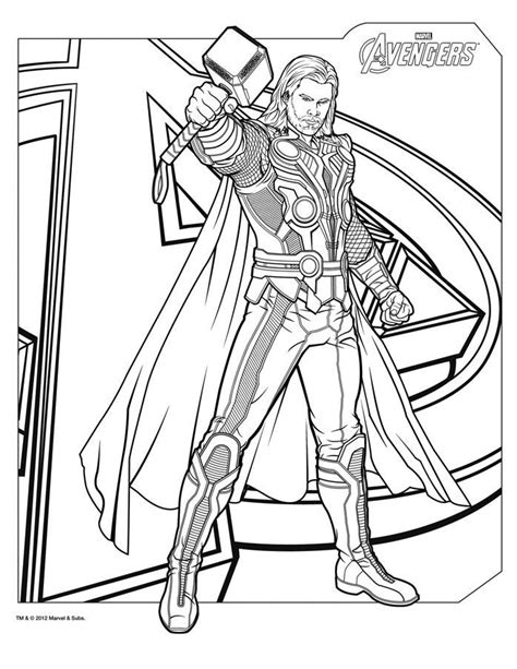 avengers coloring pages adult coloring pages avengers