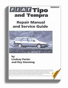 Manual 42 Fiat Tipo Tempra Repair Manual Quick Guide 1988 1996