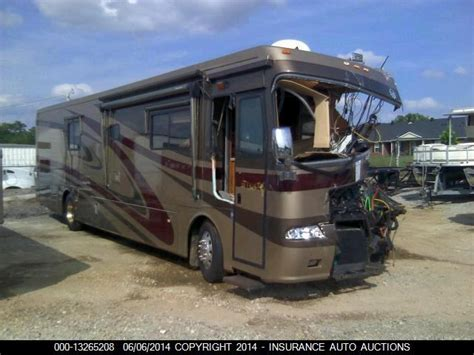 2004 Monaco Windsor Motorhome For Sale Salvage Parts ...