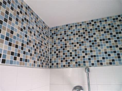 adhesif carrelage cuisine carrelage adhésif salle de bain castorama idée déco