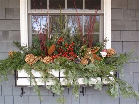 59 Best Images About Window Boxes Decorating On Pinterest