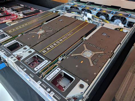 AMD Launches Vega GPU Based Radeon Instinct MI25 AI ...