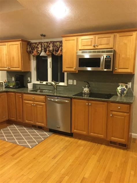 ready  stain cabinets    light oak cabinets