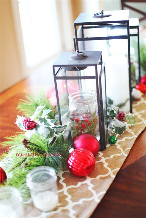 Christmas Tablescape Ideas - 12 Days of Christmas - Day 4