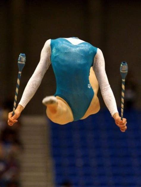 I have seriously lost my head over my sport ...