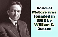 Interesting Facts about General Motors   Did You Know Cars