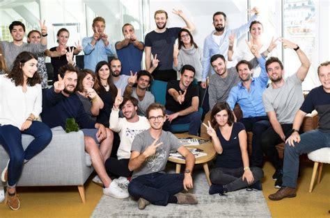 bureaux a partager bureaux à partager lève 2 millions d euros pour développer
