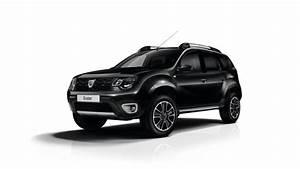 Dacia Duster Black Touch 2017 Tce 125 4x4 : dacia duster black touch et nouvelle gamme actu automobile ~ Gottalentnigeria.com Avis de Voitures