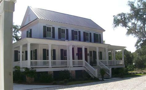 southern home plans plantation style wrap  porch