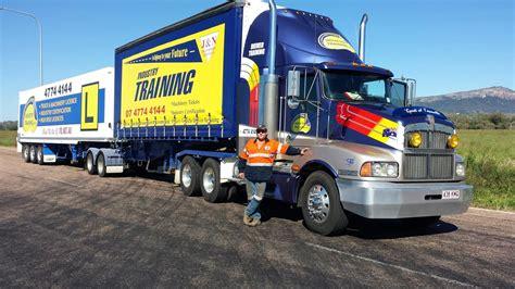 Multi Combination Vehicle Driver Training
