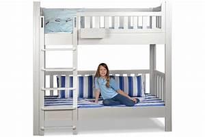 Bett Für Zwei Kinder : etagenbett listo aus weiss lackiertem buchenholz kinderm bel m nchen salto ~ Sanjose-hotels-ca.com Haus und Dekorationen
