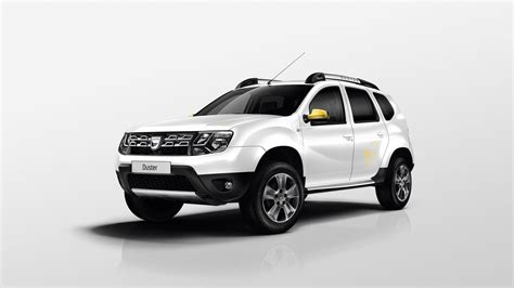 renault duster dacia bringing duster air and sandero black touch editions