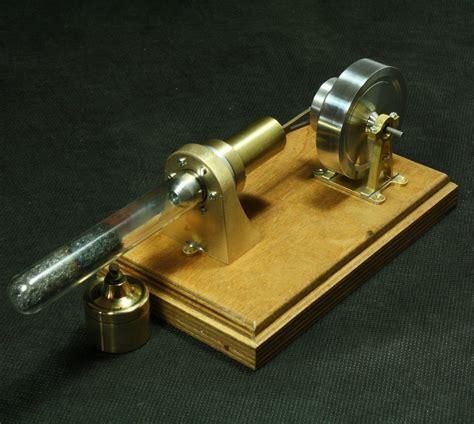 stirlingmotor selber bauen thermoakustik stirlingmotor rufus bengs modellbau onlineshop