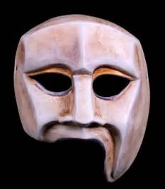 Greek Theatre Creon Mask
